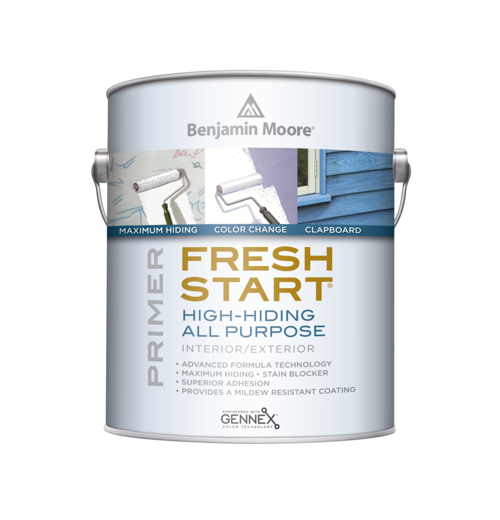 Fresh Start Interior Exterior All Purpose Primer